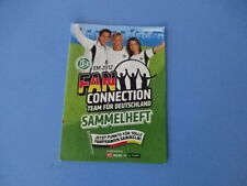 EM 2012 - Sammelheft - Fan Connection - Team für Dutschland