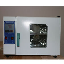 220v Electric Digital Vacuum Oven Air Blow Lab Drying 800w Rt10 300