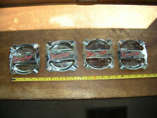 4 Vintage Yuengling's Beer - Ale Metal Ashtrays