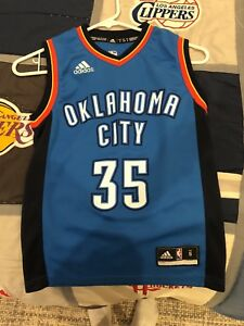 Kevin Durant  OKC Thunder Jersey Size Youth Small
