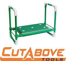 2 - 1 Garden Foam Kneeler Pad or Seat - Foldaway - Lightweight