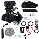 Full Set 100CC Bicycle Bike Motorized 2 Stroke Petrol Gas Motor Engine Kit