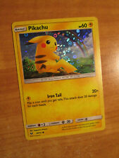NM Pokemon Holo PIKACHU Card SHINING LEGENDS Set 28/73 General Mill Cereal PROMO