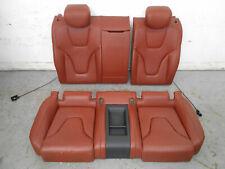2011 09 10 11 12 Audi S5 Leather Rear Seat Set #1697