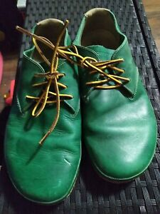 Mens Vivobarefoot Green Shoes Size 45/ US 12