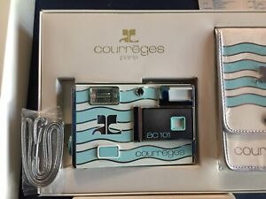 Minolta Andre Courreges Designed AC101 Disc Camera Kit - NEW! Super Collectable!