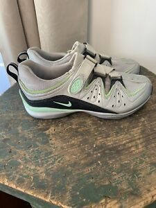 Vintage Nike Triathlon Time Cycling Shoes Trail /Road / Off Road Women's US 7
