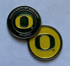 New Oregon Ducks Golf Ball Marker