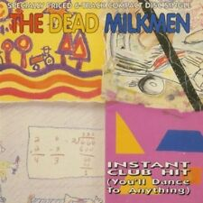 THE DEAD MILKMEN - Instant Club Hit [EP] [digipak] (Original CD Made In Japan)