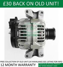MERCEDES SPRINTER 2.1 CDI 2006 2007 2008 2009 2010 BOSCH ALTERNATOR