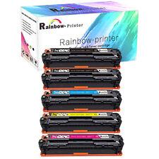 5P Toner Cartridge For HP CF210A 131A LaserJet Pro 200 M251nw MFP M276nw Printer