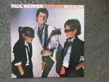 """PAUL WARREN & EXPLORER """"ONE OF THE KIDS"""" 1980 NM-/NM WHITE LABEL PROMO+INNER SLV"""