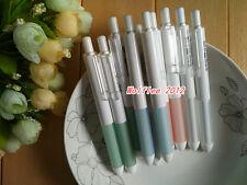 10 pcs M&G 0.5mm Gel Pen for exam Rubber Grip,Carbon Black ink,WF196