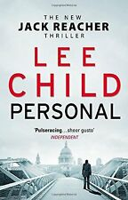 Personal (Jack Reacher 19) By Lee Child. 9780857502667