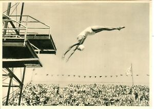 1932 Olympic Reemstma Band Diving Jane Fauntz USA