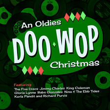 Various Artists - An Oldies: Doo Wop Christmas [New CD] Manufactured On Demand