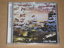 STEVE HILLAGE - LIVE HERALD - CD + BONUS TRACK SIGILLATO (SEALED)