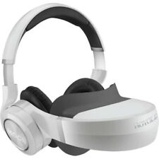Royole Moon 2D 3D Immersive Cinematic Mobile Personal Theater Headset White NEW