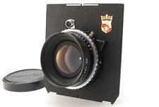 【EXC++++】Fujifilm Fujinon w 125mm f/5.6 Lens Copal Shutter Wista Board *2776
