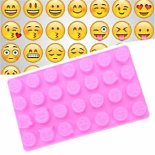 Kitchen Gadget Tool Baking Silicone Dish Funny Faces pattern Easy Use