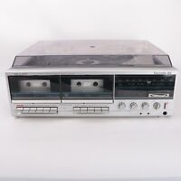 Realistic Clarinette 122 Vintage AM/FM Cassette Record Player Stereo Receiver