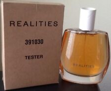 Realities by Liz Claiborne for Women's Perfume 3.4 oz/100 ml, New in Box Testr