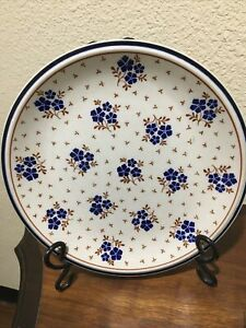 """NEWCOR """"COUNTRY FIELD"""" Stoneware Dinner Plate ~Micro/Dish Safe~10.5""""~ Oven/Table"""