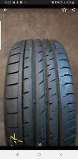 4 x 235 / 45 R 17 94 W Continental Sommer Top Reifen Demontage