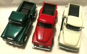 1:32 Scale 1952 Dodge, Ford 1956 f100 or 1955 chevy 3100 Pick Up 4WD Friction
