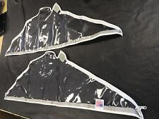 "GLASTRON GT 185 SIDE WINDOW (2) PAIR  010027 DVS C 41 1/2"" X 13 5/8"" MARINE BOAT"