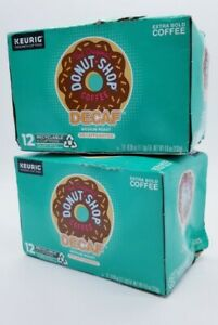 The Original Donut Shop Decaf, Single Serve Keurig K-Cup Pods, Medium Roast Coff