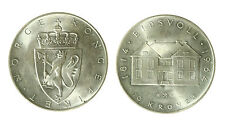pcc1840_116) Norvegia 10 Kroner 1964 150 anni costituzione Olav