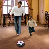 Hovering Football Mini Toy Ball Air Cushion Suspend Flashing In & Outdoor Sport