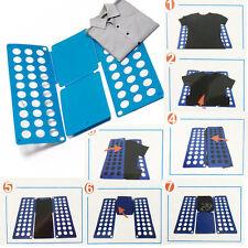 Adult Magic T Shirt Folder Board Clothes Jumper Laundry Organiser Flip Fold Easy