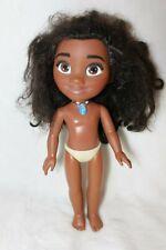 "Disney Moana Adventure Doll Vinyl 13"" Princess Toddler Doll Prentend Play"