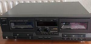 Technics RS-TR232 Stereo Double Cassette Deck