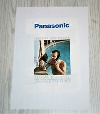 Panasonic Mobile Phone UK Sales Brochure