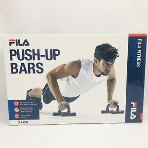 FILA Accessories Push Up Bars (Set of 2)