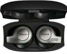 Jabra Elite 65t Wireless Earbud Headphones - Titanium Black