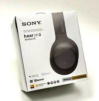 Sony WH-H900N h.ear on 2 Bluetooth Noise Canceling Stereo Headphones OPEN BOX