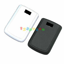 HOUSING BATTERY REAR BACK COVER DOOR FOR BLACKBERRY BOLD 9780 (BLACK OR WHITE)