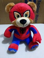 Build A Bear Teddy Spider-Man Marvel Great Condition