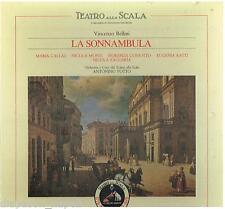 Bellini: La Sonnambula / Votto, Callas, Monti, Cossotto, Ratti - LP Vinyl EMI
