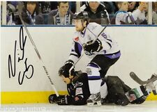 Cannon Braehead clan top priorité orig. sign. hockey sur glace + G 5431