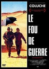 25587 // LE FOU DE GUERRE - COLUCHE - Bernard BLIER -CANNES 1985 DVD NEUF