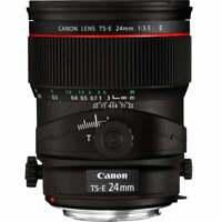 Canon TS-E 24mm f/3.5L II Lens, Perfect Condition