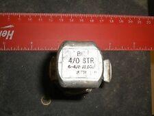 BE Split-Bolt 4/0 STR 6-4/0 Aluminum-VASB 4/0