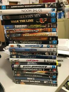 Sale Lots of DVD'S Assorted Drop Down List
