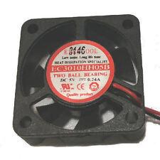 EverCool EC3010HH05B 30x10mm 5V EL bearing Fan, 2Pin