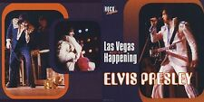 Elvis PresIey - Las Vegas Happening - Digi Pk 2x CD - New & Sealed